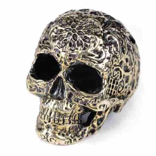 Accessories «Decorative Skull» for paracord bracelet or lanyard