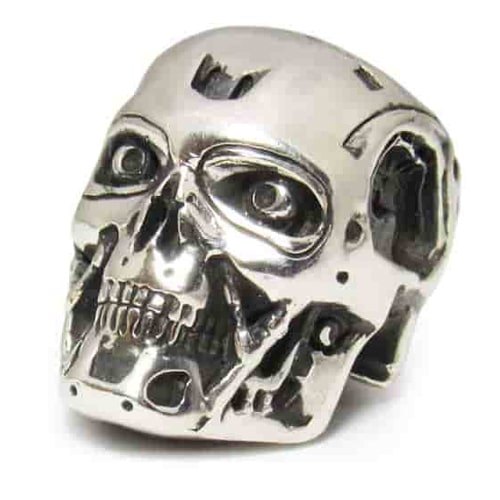 .925 sterling silver collection accessories «Terminator»